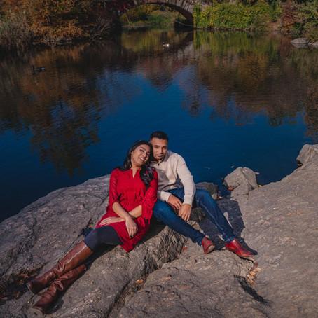 Rachel & Narish