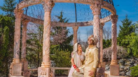 Sonal & Shawn Wedding