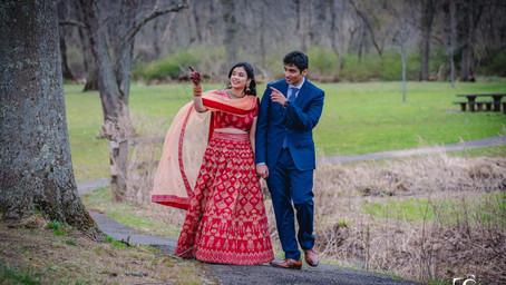 Aditi & Ashwin`s Wedding