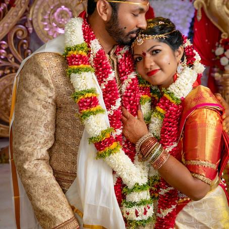 Rajesh & Sravani Wedding