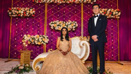 Ashmi & Josh Wedding Reception
