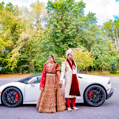 Mehul & Rangoli Wedding
