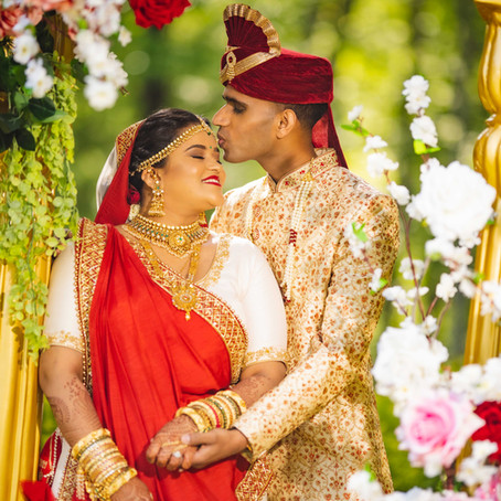 Pari & Aakash Wedding