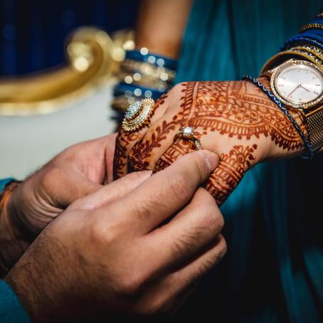 Krishna & Savan Engagement
