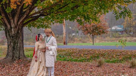 Radhee & Samir Wedding