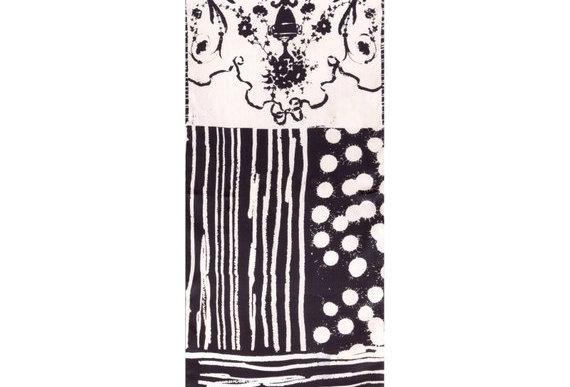 Bianca Elgar Sploshes - Oblong Silk Scarf