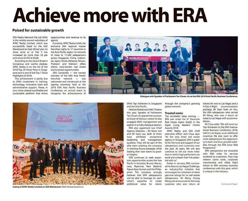 ERA newspapers