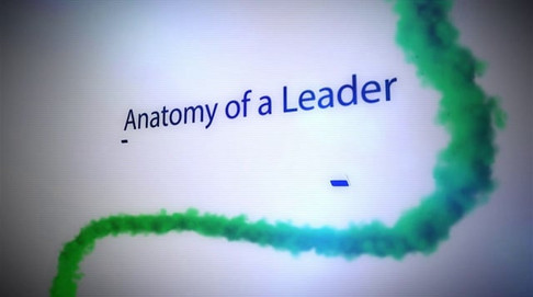Anatomy of a Leader