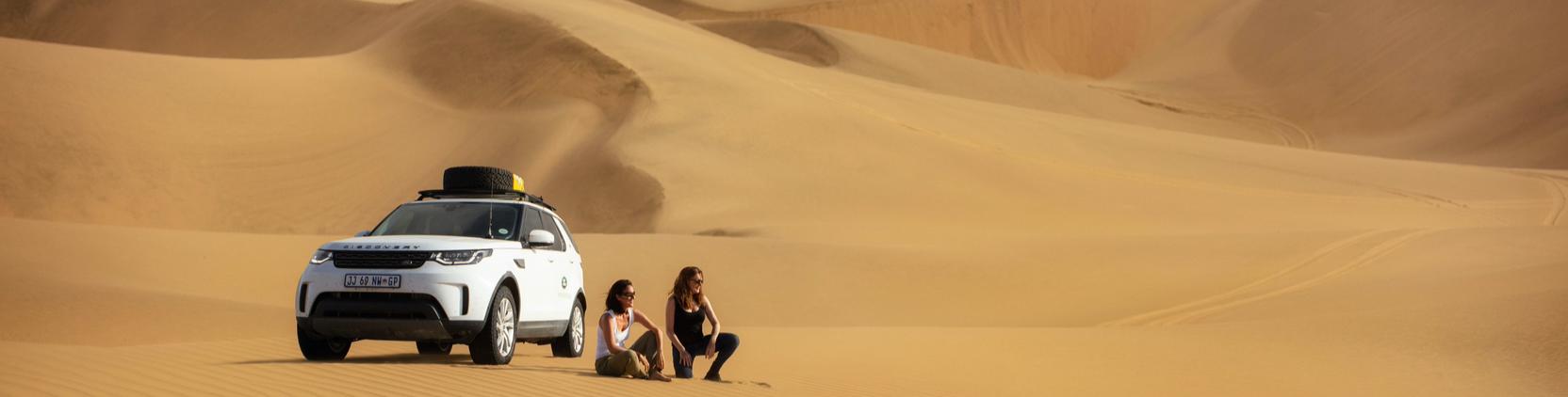 Sonnenkind - Unforgettable Experience - NAMIB DESERT