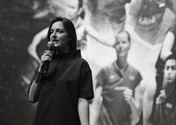 Sonja Piontek Keynote Speaker SOAR
