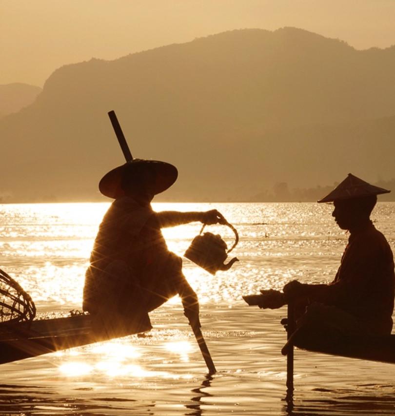 Sonnenkind Leica tour - MYANMAR