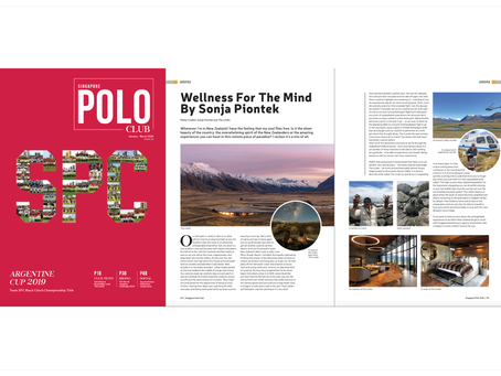 ARTICLE IN POLO MAGAZINE