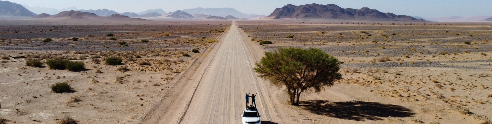 Sonnenkind - Unforgettable Experience - NAMIBIA