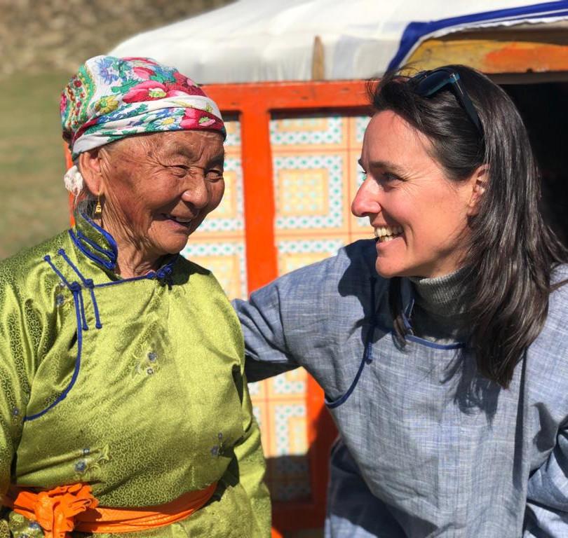 Sonnenkind corporat tour - MONGOLIA