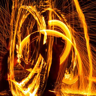 Private Fire Dance