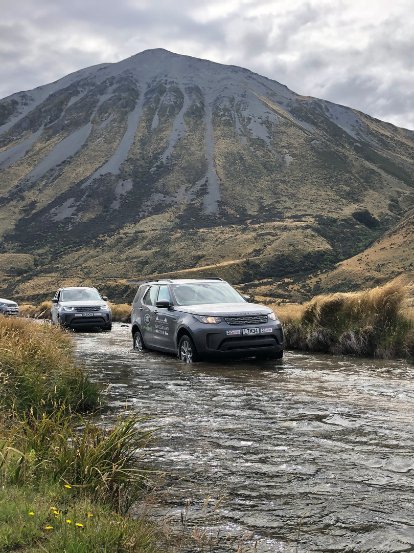 Sonnenkind LandRover 4x4 tour - NEW ZEALAND