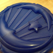 CNC milled wax - Bronze cast