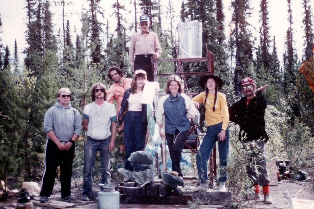 The original Yukon Jade gang.