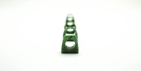 Yukon Jade Rings