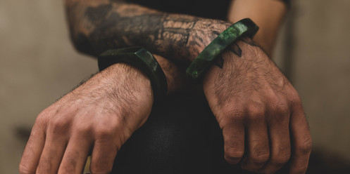 Yukon Jade Cuffs
