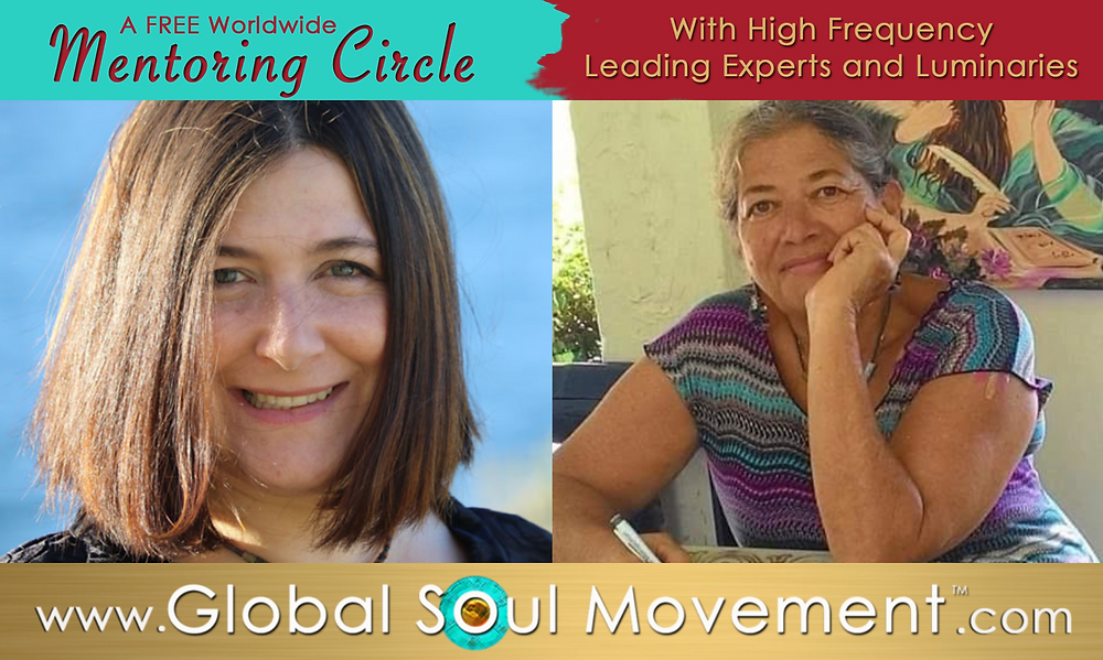 Join http://www.globalsoulmovement.com to watch my interview with Tal Shai