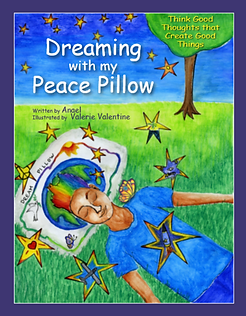 Cover of Dreaming Peace with - Front.PNG
