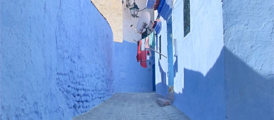 Chefchaouen On Camera