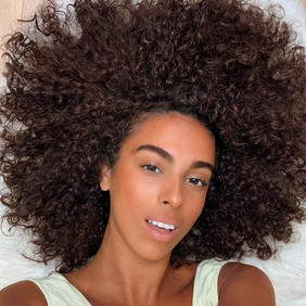 How To Find Your Curly Hair Routine