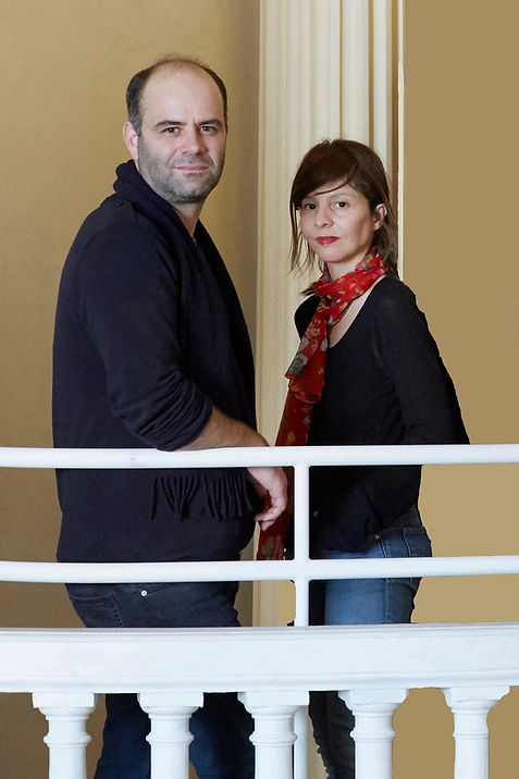 G Vassart et S. Kouroughli.jpg
