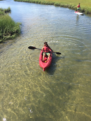 Kayak rentals in Chatham, MA
