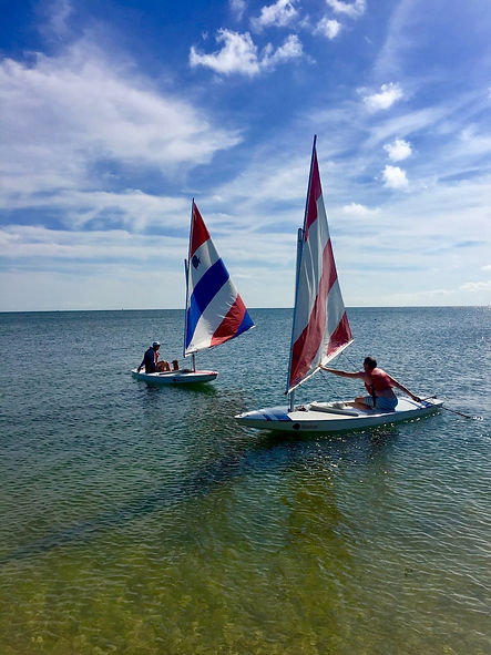 Sailboat Rentals Sunfish
