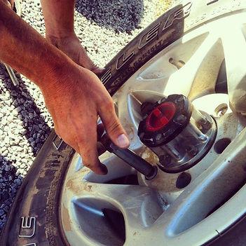5th flat tire.JPG