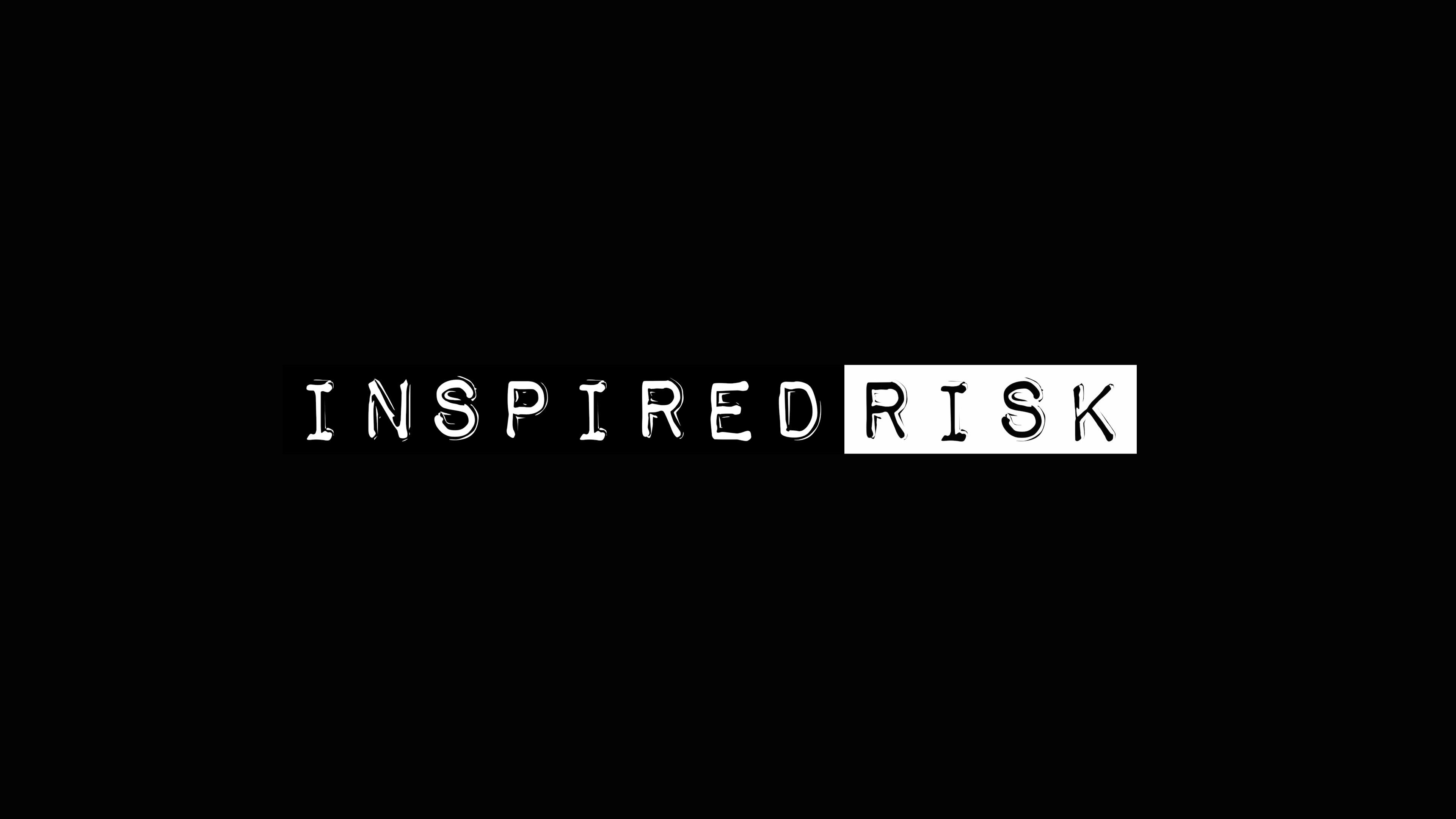 Inspired Risk Black & White 4