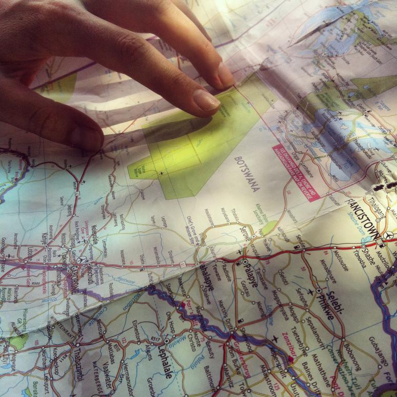 1st blog pic Botswana Map.JPG