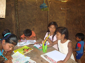 Education program for wounaan children