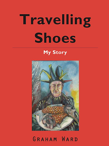 Travelling Shoes by Graham Ward