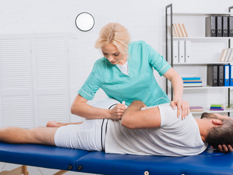 Reducing opioid use with chiropractic therapy - Chiropractic therapy for opioid use disorder
