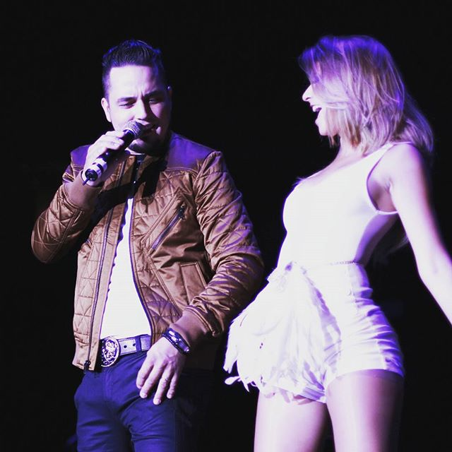 Sing,  play and Dance!! With Ruska _Camila Gonzalez_ _Open act for Zezé Di Camargo e Luciano 2015 in