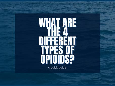 Types of Opioids
