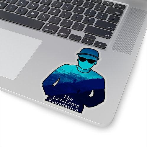Tyler Silhouette Sticker