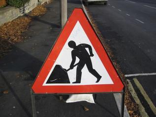 Copy Lane Resurfacing Works