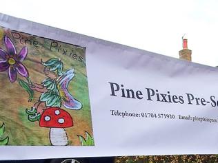 Everyone's having fun at Pine Pixies Pre-School