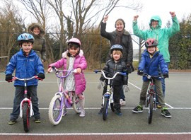 Ditch Those Stabilisers During The Holidays