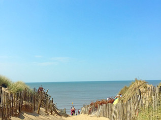 Formby has the highest classification for bathing waters in the borough