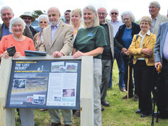 Ravenmeols Heritage Trails Officially Opened