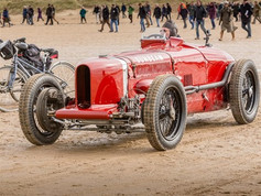 The International Historic Motoring Awards 2016