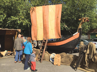 Hundreds of people are expected to flock to Formby's annual Viking and Medieval Market Day