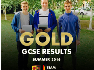 75% of Formby High Y11 students achieved 5 A* to C grades (including English and Mathematics) in GCS