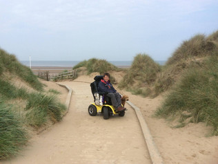 Volunteers wanted for sand clearing session on the Boardwalk tomorrow morning