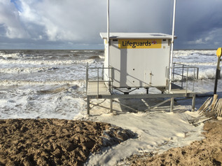 High Tide warning today